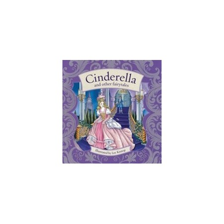 Cinderella and Other Fairy Tales Pop-Up - HB