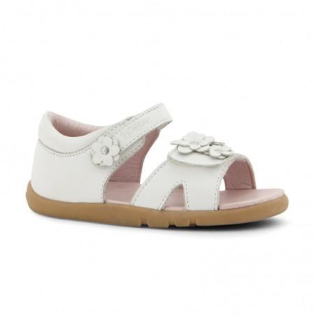 """Bobux"" I-WALK -Dainty Dreamer Sandal - White"