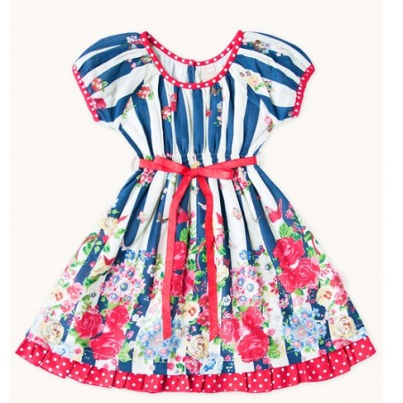 """Eternal Creation"" Pretty Picnic Party Dress"