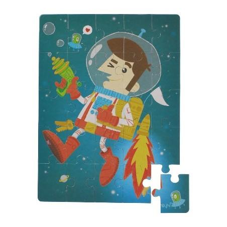 """Glottogon"" People Puzzles - Astronaut"