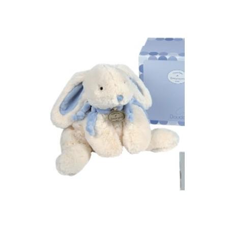 Histoire d'Ours - Lapin Bonbon - Rabbit - 30cm - Blue