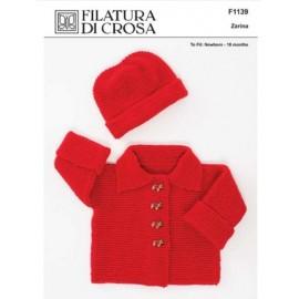 Zarina Jacket & Hat