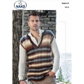 Nako 14 - Mens Vest - Vals
