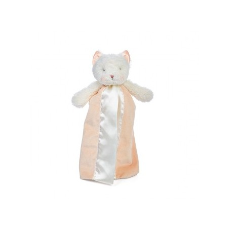 Bunnies By The Bay - Bye Bye Buddy Pink Cat - Purr-ty - 28cm