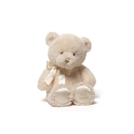 Gund - My First Teddy Cream 25cm