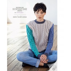 Australian Superfine Merino by Cleckheaton - New Look Aran