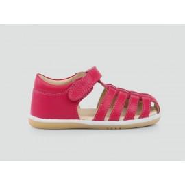 Bobux - I-Walk Skip Sandal - Fuchsia