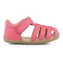 Bobux - Step Up Jump Sandal Coral