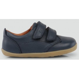Bobux - Step Up Swap Boys Dress Shoe Navy