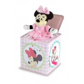 Disney Baby Minni Mouse Jack in a Box