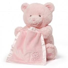 Baby Gund - My First Teddy Peek a Boo Pink