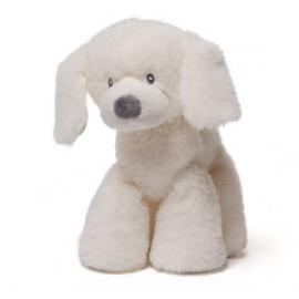 Baby Gund Fluffy Large Plush Cream Puppy 25cm
