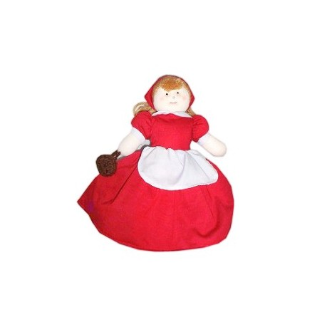 Dyles - Flip Over Doll- Little Red Riding Hood