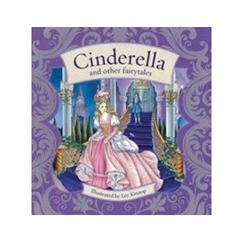Cinderalla and Other Fairy Tales Pop-Up - HB