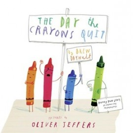 Day the Crayons Quit - HB