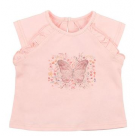 Bebe - Isla Butterfly Top -...