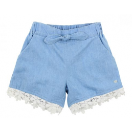 Bebe - Isla Denim Shorts -...