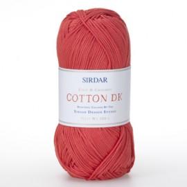 Sirdar Cotton DK 100g