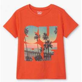 Hatley Surf Graphic Tee -...