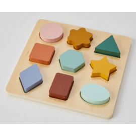 Zookabee - Wooden Shape Puzzle