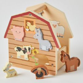 Studio Circus - Wooden Farm...