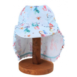 Bebe - Sienna Legionnaire Hat