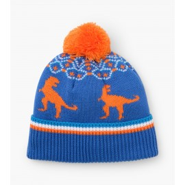 Hatley - Winter T-Rex Hat -...