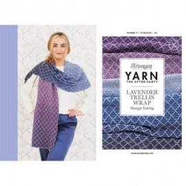 Lavender Trellis Wrap...