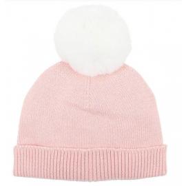 Bebe - Mila Pink Beanie -...