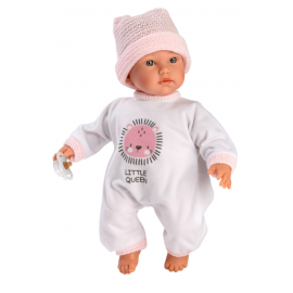 Llorens Baby Doll - Pink