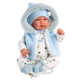 Llorens Baby Doll - Tino Azul