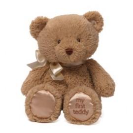 """""""Gund"""" My First Teddy - Tan 25cm"""
