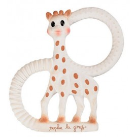 Sophie the Giraffe - So Pure Teething Ring - Soft