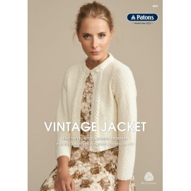 Patons - Vintage Jacket - 5ply