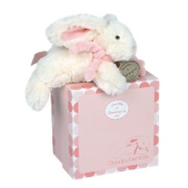 Histoire d'Ours - Lapin Bonbon - Rabbit - 20cm - Pink