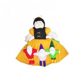 Dyles - Snow White Flip Over Doll