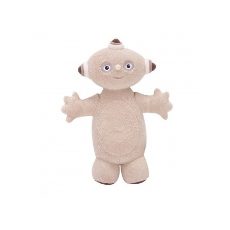 In The Night Garden - Large Talking Makka Pakka Soft Toy 30cm Boxed