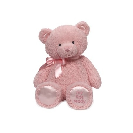 Baby Gund - My First Teddy Pink 46cm