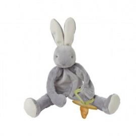 Bunnies By The Bay - Silly Buddy Grady Bunny Grey 25cm