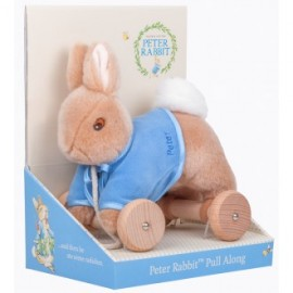 Beatrix Potter Peter Rabbit Pull Along