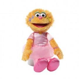 Sesame Street Zoe Soft Toy Ballerina 30cm