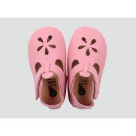 Bobux - Softsole Lotus Flower Sandal Pink