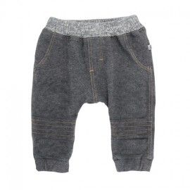 Bebe - French Terry Pant - Charcoal