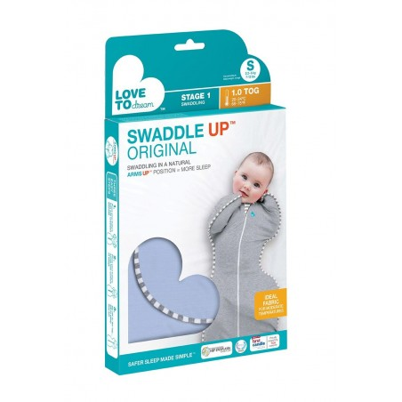 Love to Dream Swaddle - Original - Blue