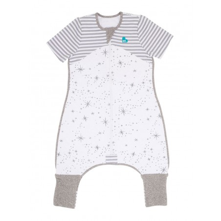 Love To Dream - Sleep Suit 1.0 TOG - White