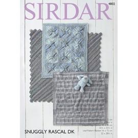 Sirdar - Snuggly Rascal DK - Pattern 4802