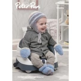 Peter Pan Precious Chunky - Pattern P1300