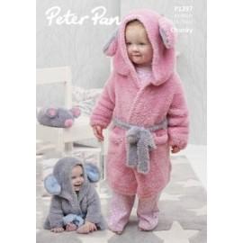 Peter Pan Precious Chunky - Pattern P1297