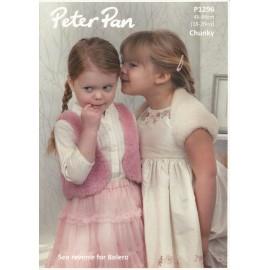 Peter Pan Precious Chunky - Pattern P1296