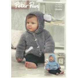 Peter Pan Precious Chunky - Pattern P1294